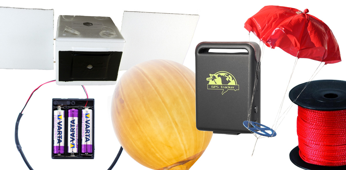Weather Balloon Kit