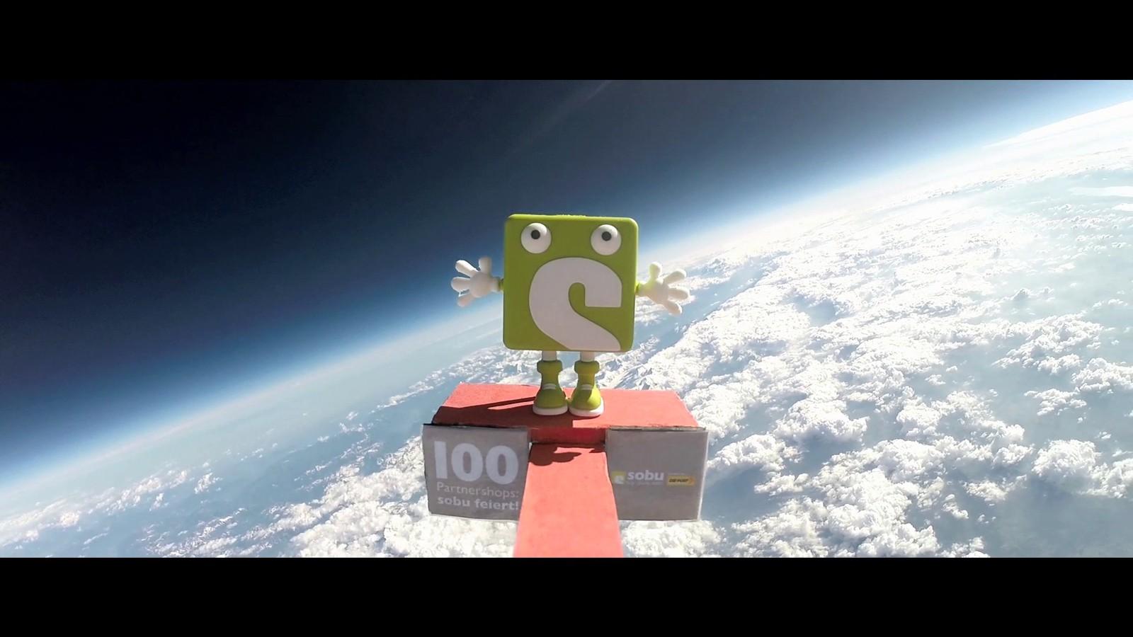Sobu Logo Stratosphäre