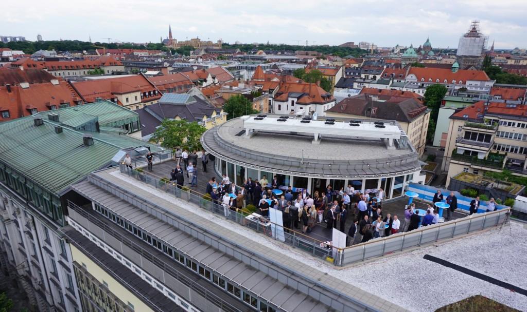 Dachterrasse Generalkonsulat Schweiz