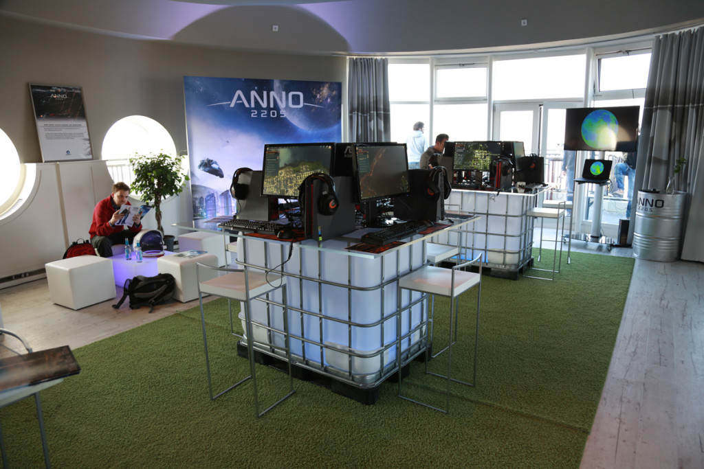 Anno 2205 Location Hamburg Alstertower