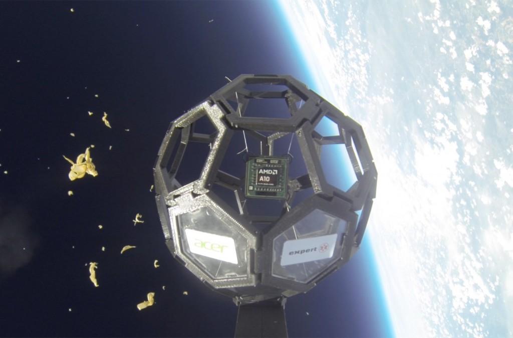 AMD in der Stratosphäre