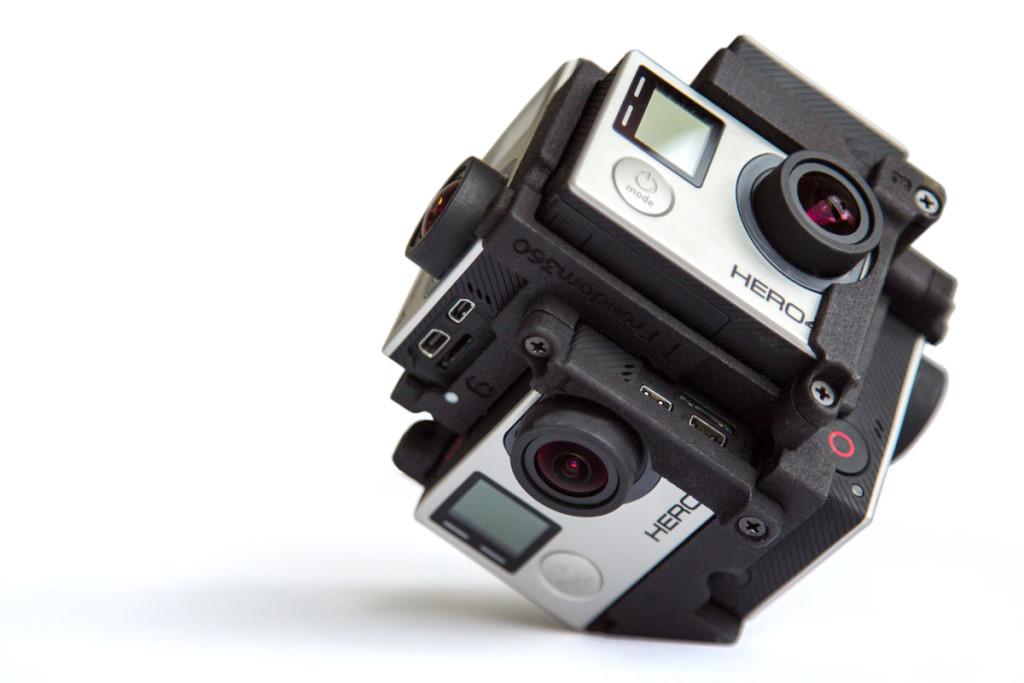 360 Grad Kamera GoPro