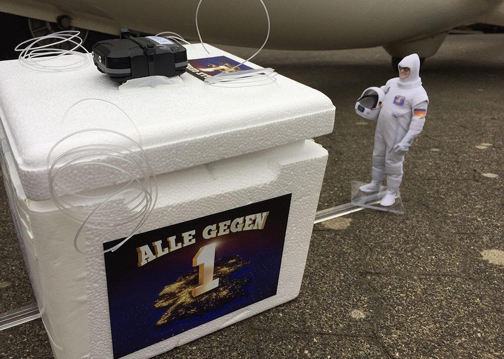 Wetterballon Box - Alle gegen einen - Elton