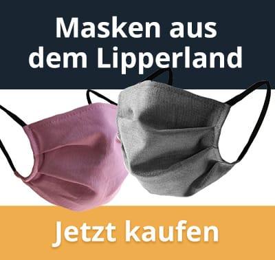 Mund- und Nasen-Masken aus Lippe kaufen